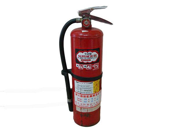 消防器材批發中心 消防10P、20P 滅火器換藥ABC型 檢測.灌氣.換藥 150元起 取送服務