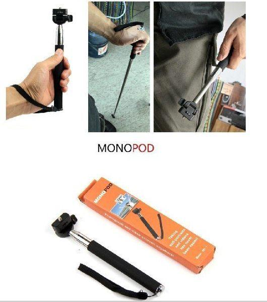 NOVA成功3C照相機自拍杆支架便攜腳架手持腳架手機自拍架自拍神器支架送夾子喔看呢來
