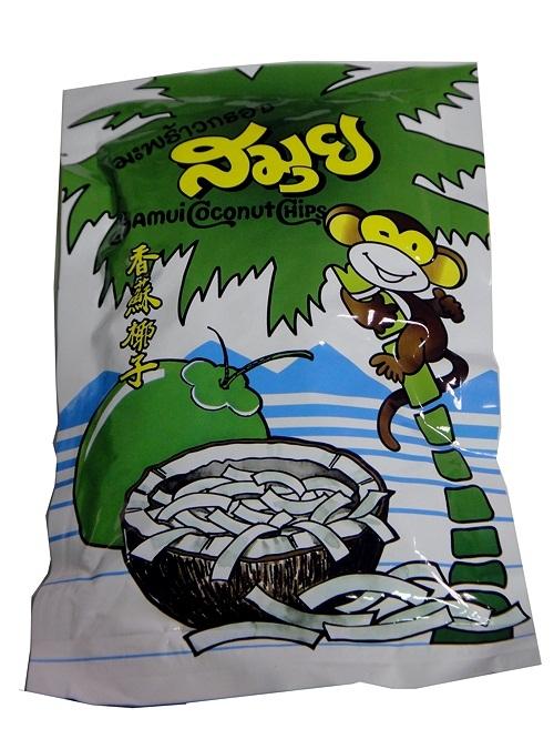 【泰國椰子片,40克/包】泰國必買