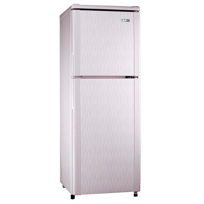 免運費 SAMPO聲寶 140L經典品味雙門冰箱SR-L14Q(R5)