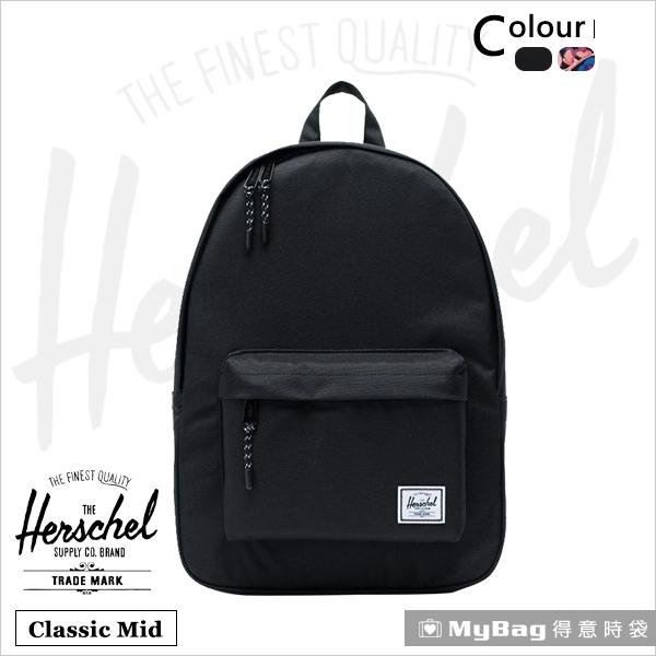 Herschel 後背包 經典後背包(小)  Classic Mid  得意時袋