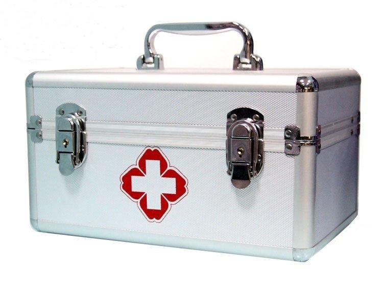 家庭急救箱急救包出診箱醫藥箱29*19*16CM YG-10016