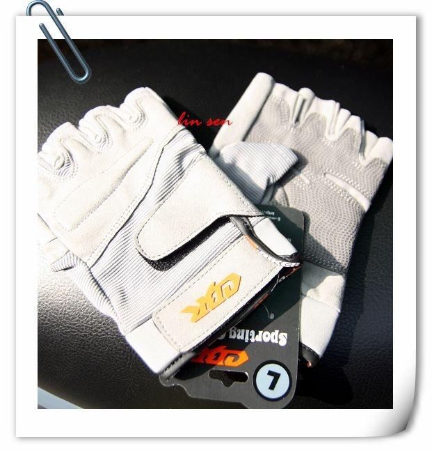 CBR半指手套GH01灰