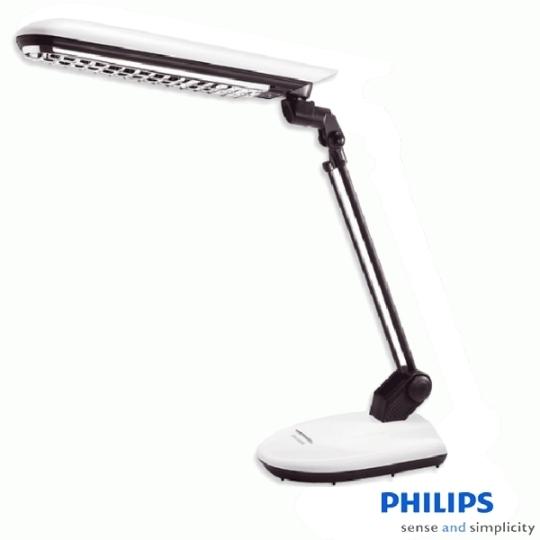 【飛利浦PHILIPS】極光防眩光檯燈FTN629(白色)