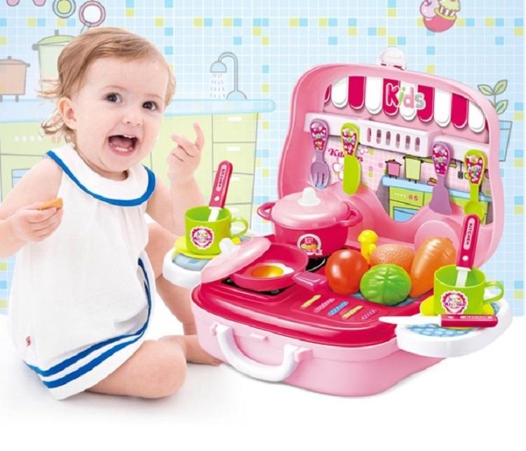 玩具手提箱 收納箱 玩具組合 扮家家酒 模擬 工具 牙醫 醫生 兒童玩具組