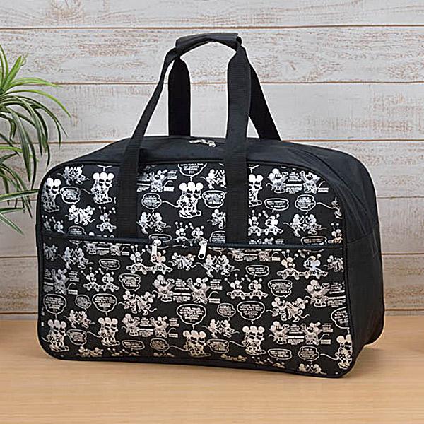 米老鼠SEGA日版Disney迪士尼景品米奇&米妮大波士頓包黑色