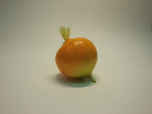 《食物模型》洋蔥   蔬菜模型 - B2007 ╭★  JOYBUS 玩具&生活百貨