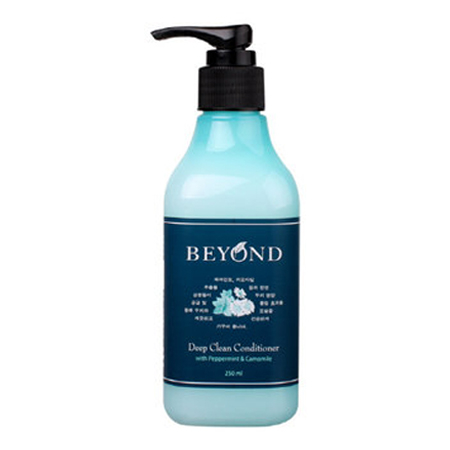 韓國BEYOND薄荷深層清潔護髮乳250ml小三美日