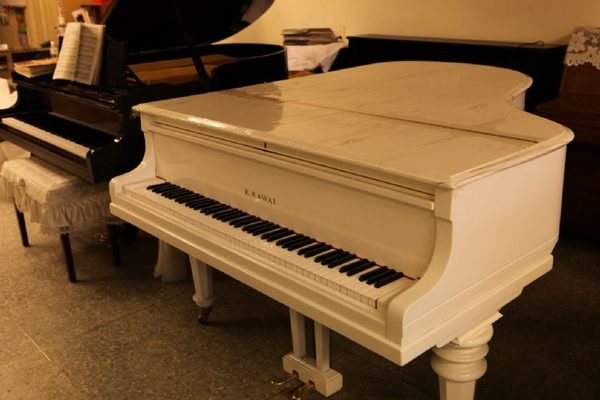 【HLIN漢麟樂器】-網友推薦-原裝河合kawai平台鋼琴演奏琴baby-中古二手鋼琴中心03