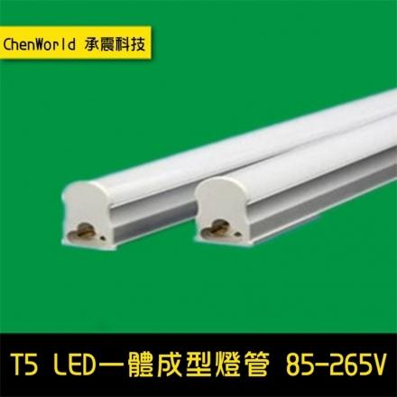 【ChenWorld】T5 1呎 LED 一體成型 日光燈管(T5 LED 一體成型 燈管)