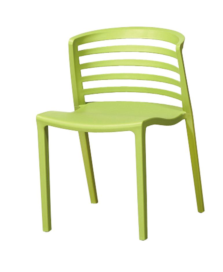 南洋風休閒傢俱設計單椅系列-塑料餐椅造型餐椅設計餐椅咖啡廳彩色餐椅8140