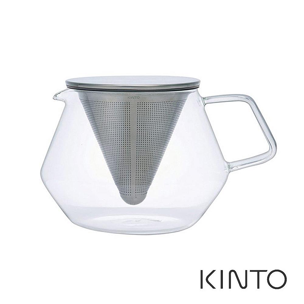日本KINTO Carat茶壺600ml《WUZ屋子》