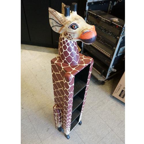 【敦煌樂器】THMC 長頸鹿造型 CD 放置存放架
