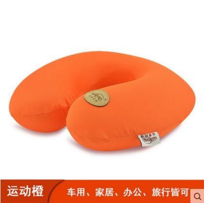 熊孩子脖子U型枕汽車頭枕護頸枕記憶棉一個裝