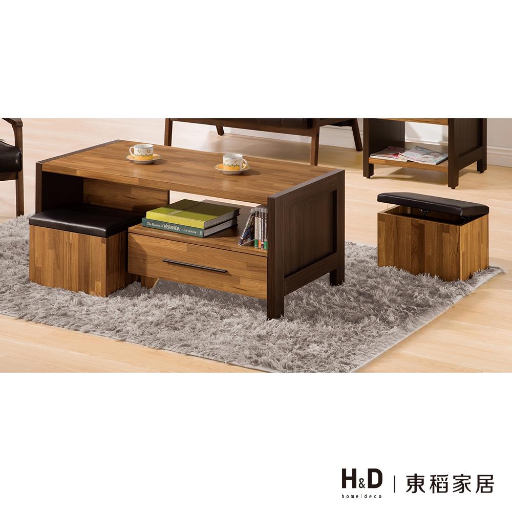 巴菲特大茶几(20JS1/445-3)/H&D東稻家居