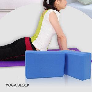 瑜珈磚塊台灣製造40D瑜珈塊一入瑜珈枕可搭配瑜珈墊瑜珈柱棒滾輪韻律彈力帶使用推薦哪裡買