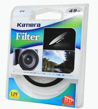 佳美能 Kamera For 49mm UV保護鏡 濾鏡 適用SONY NEX-5N NEX-5NK SEL1855變焦鏡頭專用
