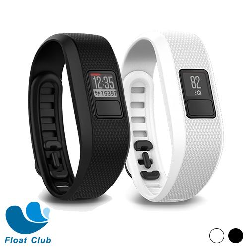 仕女適用款兼具時尚智慧GARMIN-vivofit 3健身手環