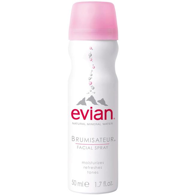 法國Evian愛維養 護膚礦泉噴霧 50ml 【美人密碼】