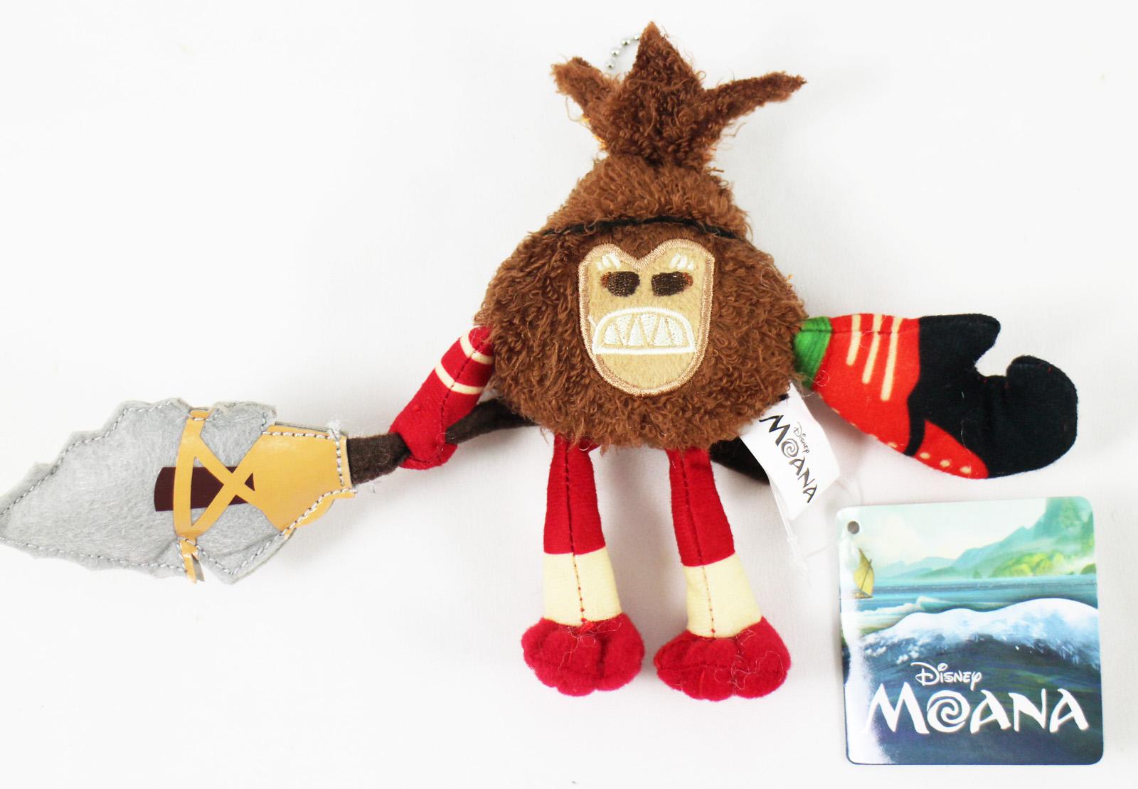 卡漫城可可怪玩偶絨毛蟹手版Moana海洋奇緣禮物掛飾娃娃布偶吊飾椰子莫娜coco怪