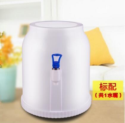 飲水機-簡易式飲水機桶裝水小型臺式壓水器【大咖玩家】TW