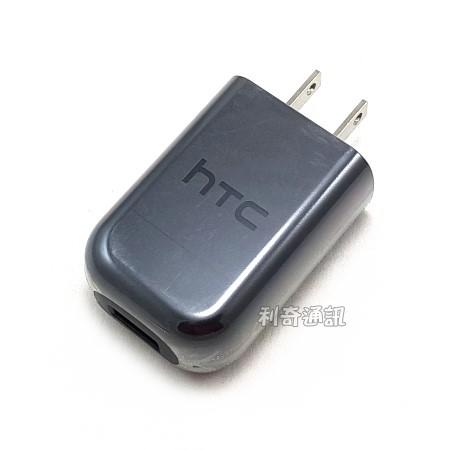HTC TC P5000-US 原廠旅充頭 (黑) 快充 QC3.0
