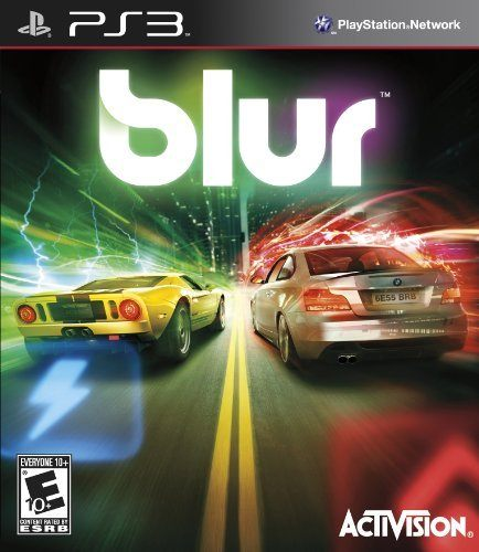 PS3 Blur 街頭賽車:火力全開(美版代購)