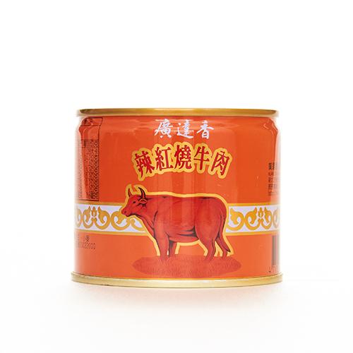 廣達香 辣紅燒牛肉-小(210g)