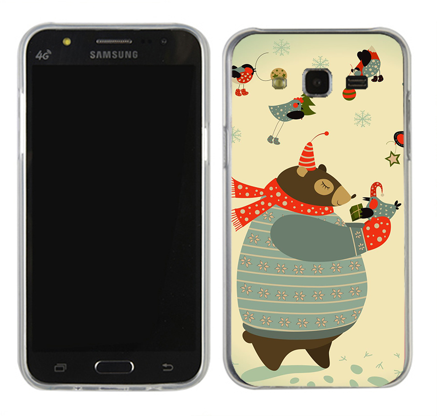 ✿ 3C膜露露 ✿三星Galaxy J5 { BEER*軟殼} 手機殼 手機套 保護殼