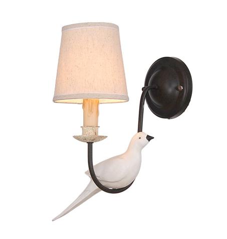 燈王的店白鴿造型燈飾壁燈1燈10782 W1
