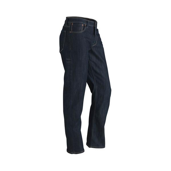 [Marmot] Agate (男) 彈性防曬牛仔褲 靛藍 (M52320-2835)