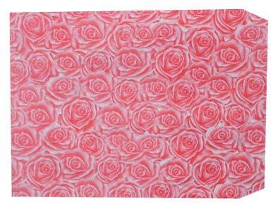 成昌6號CD規格玫瑰圖案貼心禮物袋款式隨機出貨-100張束