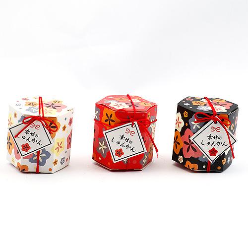 幸福婚禮小物日式和風喜糖盒喜糖盒送客禮日本婚禮小物