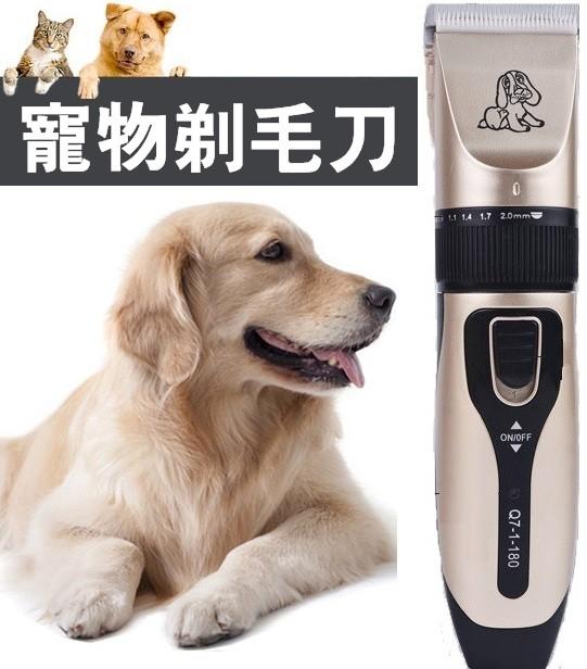 狗狗安全剃毛刀 剪毛刀 貓咪寵物剃毛器 充電剪毛器 電推剪 寵物美容【RS576】