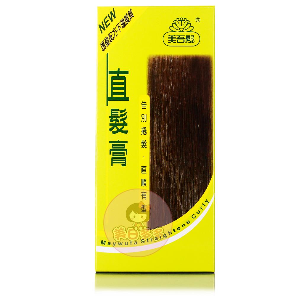 MAYWUFA美吾髮直髮膏125g 125g美日多多