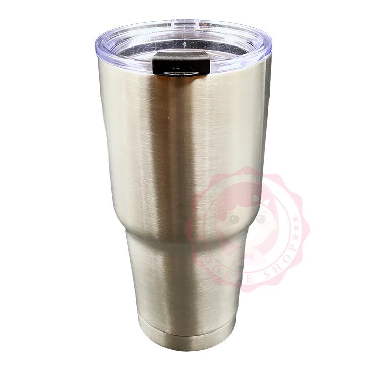 【搭配專用防漏掀蓋】冰霸杯 酷冰杯 保冷杯 保溫杯 杯子 水杯 隨身杯 保溫瓶 不銹鋼 環保