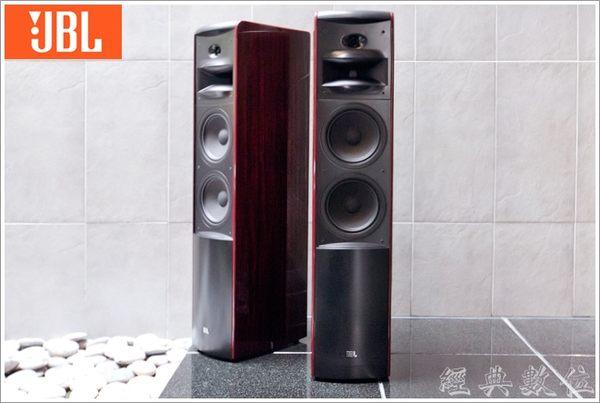 經典數位~JBL家庭劇院3音路四單體雙號角雙6.5吋低音落地式喇叭LS 60