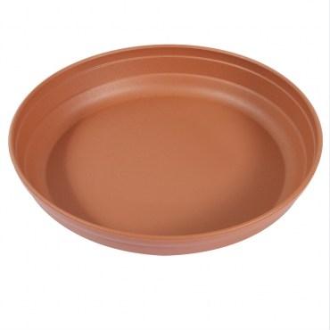 塑質素陶底盤5吋 (紅綠) 5D
