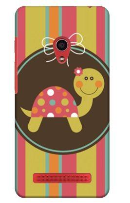 俏魔女美人館點點小烏龜水晶硬殼ASUS華碩Zenfone 5手機殼手機套保護套保護殼
