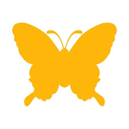 漆寶蝴蝶通用噴漆平光純黃1公升裝
