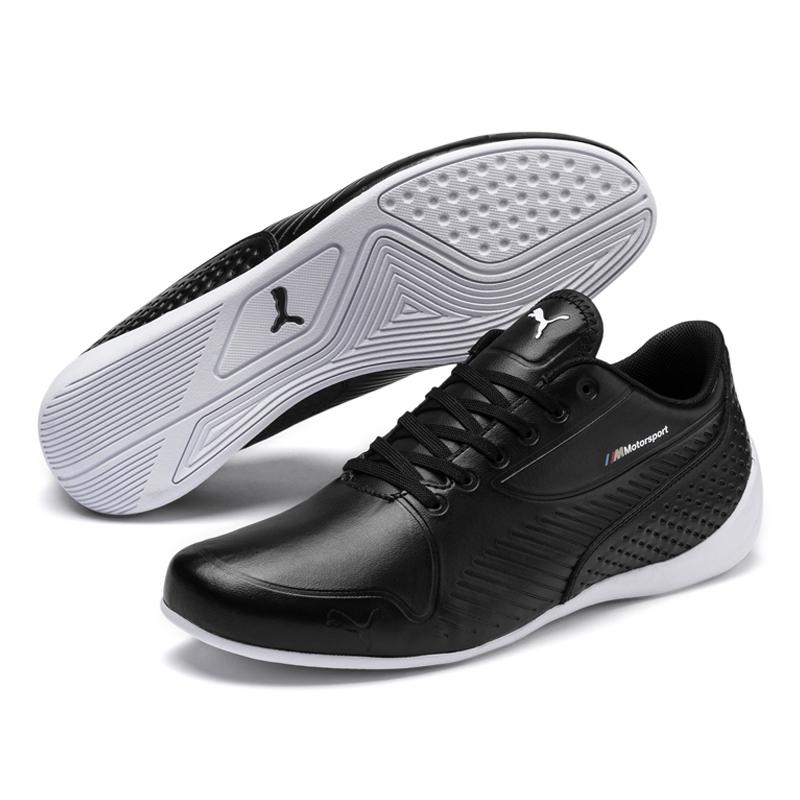 Puma BMW Ultra 男 黑 運動鞋 賽車鞋 聯名款 休閒 高爾夫 健走 運動休閒鞋 30642301