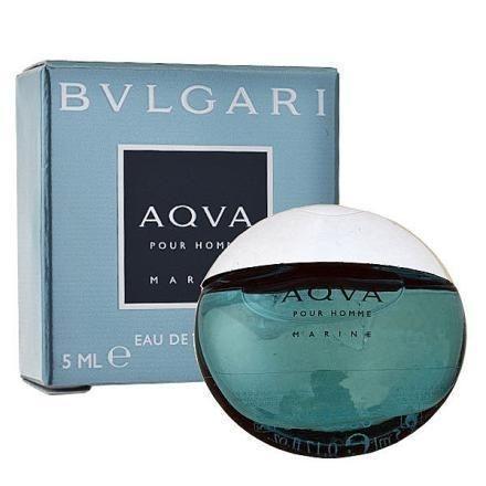 ☆薇維香水美妝☆Bvlgari AQVA Marine 寶格麗 活力海洋能量 男性淡香水 5ml分裝瓶 實品如圖二
