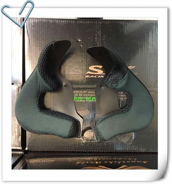 SBK安全帽SUPER-R專用耳襯