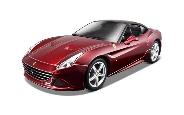 限時68折《 Bburago 》1/24法拉利-CALIFFORNIA T close top 模型車 ╭★ JOYBUS玩具百貨