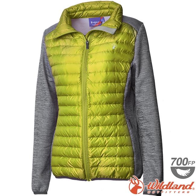 Wildland 荒野 0A22903-21紫紅色 女 輕量杜邦棉防風防潑外套