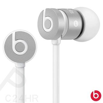 台中平價鋪潮牌首選BEATS urBeats se銀色耳道式耳機線控耳機先創公司貨