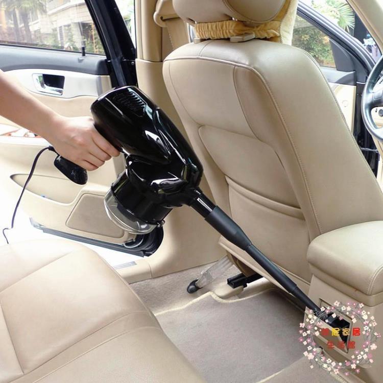 車載吸塵器大功率家用強力手持式專用車內超強吸力汽車吸塵器車用【維尼】