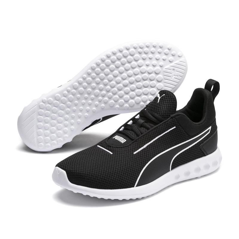 Puma Carson 2 女 黑 慢跑鞋 運動鞋 學生鞋 透氣 彈性 休閒 緩震 19250401