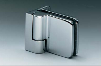 【麗室衛浴】德國DORMA  拉門鉸鍊 玻對牆90度(右開)  BH200