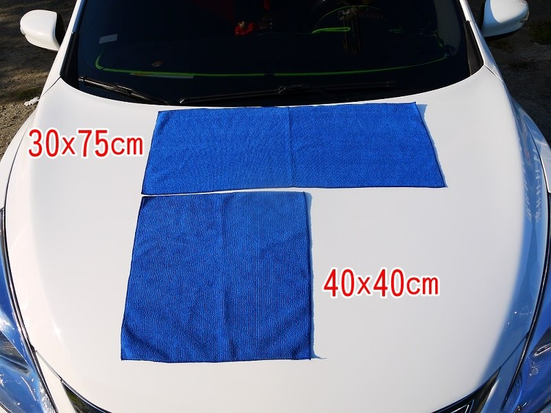 空軍一號 40x40cm 雙面開纖魔布 吸水巾 吸水布 768絲 下蠟布 擦拭布 內裝擦拭 玻璃擦拭